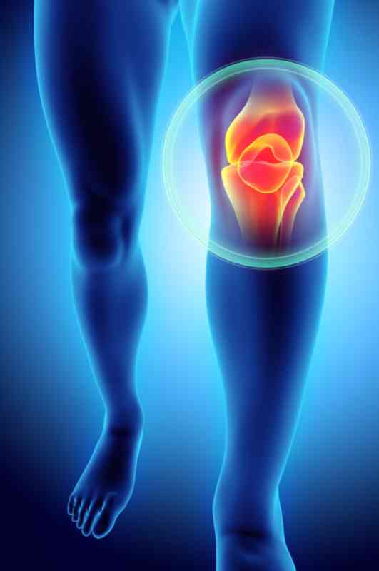 біль в суглобах ніг